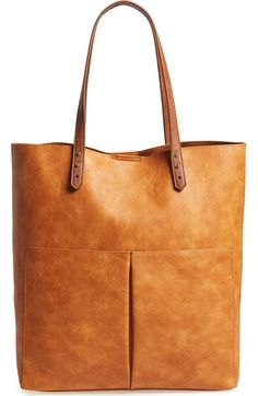 Sole Society 'Clifton' Faux Leather Tote available at #Nordstrom
