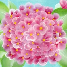 Hydrangeas are easy flowers to paint using the One Stroke Painting technique. The strokes are so simple that any beginner can master them in a...