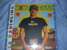 MANU CHAO LA RADIOLINA Because Music – BEC5772129 Gatefold 2X VINYL LP Album