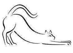 cat tattoo...i love this one