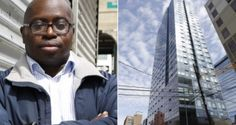 Black Doorman Fired For Doing His Job Too Damn Good, Tenants Protest – Financial Juneteenth Body Picture, Long Island City, Black Men, Mens Sunglasses, World, Education, Learning, News, Places