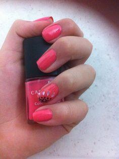 Pretty pink;)
