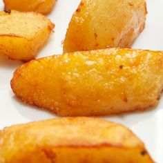 A very flavorful recipe for spicy cheese potatoes.�Great served with meat and a salad.