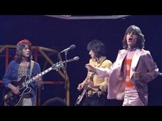 ▶ Rolling Stones;1969-74 - The Mick Taylor Years (Part 1 of 4) - YouTube