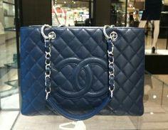 Chanel GST Royal Blue SHW