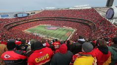 Some of  ESPN  staff  have  the  CHIEFS  going to the  Superbowl. But not to win it.