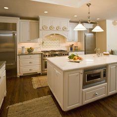 Kitchens by Julie Williams Design - traditional - kitchen - san francisco - Julie Williams Design-Benjamin Moore Devon Cream