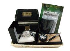 www.pasthel.com Cesta regalos hombre Golpe de suerte Suerte la que tendrá, quien reciba esta cesta de regalos, porque tú la elijas para Él.