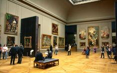 Louvre Museum with Kids