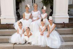 Peters/Sroda Wedding - Remnant Fellowship Weddings  Flower girl hair, tulle dresses, tutus, bride and flower girl picture