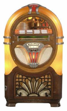 Lot: Vintage Wurlitzer Jukebox, Lot Number: 0258, Starting Bid: $1,500, Auctioneer: Brunk Auctions, Auction: Day 1: Native American, Jewelry & Modern, Date: January 27th, 2017 UTC