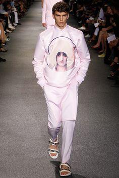 Givenchy Spring 2013 Menswear