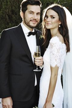 Model Allie Rizzo and Scott Sartiano wed in this stunning Beverly Hills wedding: http://www.stylemepretty.com/2014/12/16/elegant-beverly-hills-wedding-of-allie-rizzo-and-scott-sartiano/ | Photography: Dorian Caster - http://doriancasterphoto.com/