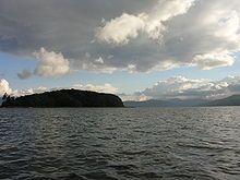 Laguna de la Cocha, San Juan de Pasto