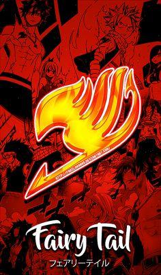 Fairy Tail Fondos móvil: Fairy Tail por Fadil089665