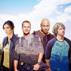 Kensi, Callen, Sam and Deeks Serie Ncis, Ncis Tv Series, Series Movies, Movies And Tv Shows, Ncis Los Angeles Cast, Police Tv Shows, True Blood, Buffy, New Orleans