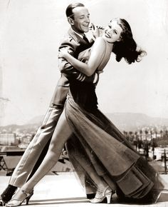 Rita Hayworth & Fred Astaire ~ You'll Never Get Rich (1941)