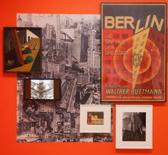 MY MAGICAL ATTIC: CUT 'n' PASTE FROM ARCHITECTURAL ASSEMBLAGE TO COLLAGE CITY AT MoMA