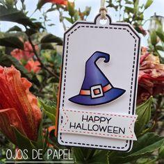 etiquetas halloween Papeleria Creativa