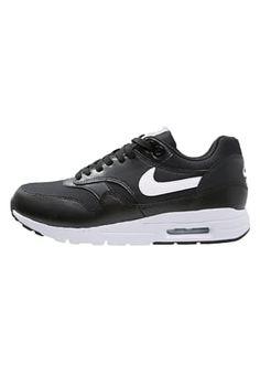 AIR MAX 1 ULTRA ESSENTIALS - Sneakers - black/white/pure platinum