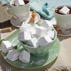 Vanilla Custard Marshmallows