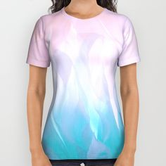 Paradise All Over Print Shirt by aRTsKRATCHES | @Society6