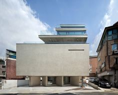 Sinsa-dong Office Complex  / JMY architects