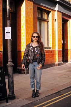Streetstyle: London, 25 October | MIISTA