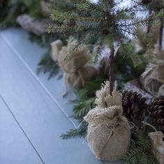 Delightful #yuletide accent to bring warmth to any space. #sharethebounty #comeseeus #mossmountainfarm #comeseeus #joy #cheer #Christmas