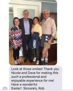 Love getting text messages like this from our clients. #ChantRealtors #realestate #lovewhatyoudo #loveourjob