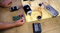 Use Arduino to Control a Large Stepper Motor! Part 1 - YouTube