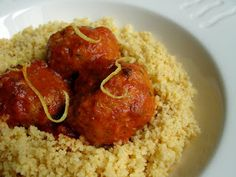 Lamb Meatballs...Sue 2013