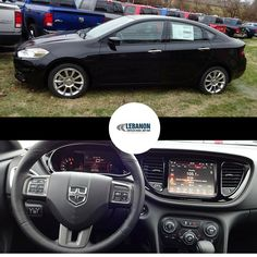 Come to LebanonCDJR to test drive the 2016 #Dodge #Dart Limited Sedan!