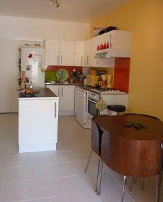 Initiales GG ... : Avant/après : ma cuisine à petit prix
