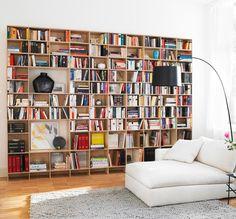 wundersch ne bildergalerie von regalsystemen regalsystem. Black Bedroom Furniture Sets. Home Design Ideas