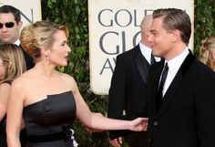 Kate Winslet and Leonardo DiCaprio | The Cutest Celeb Friendships