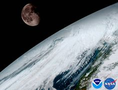 NOAA's New Satellite Sent Back Its First Amazing Images