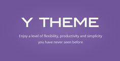 Y THEME - Flexibility - Productivity - Simplicity  -  https://themekeeper.com/item/wordpress/y-theme-flexibility-productivity