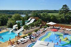 Camping Le Pin Parasol > La Chapelle-Hermier > Vendée > Pays de la Loire > Frankrijk >  Summer 2010
