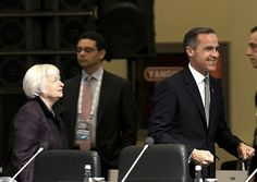 'Special Relationship' Doesn't Extend to Yellen-Carney on Rates.