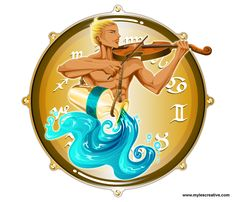 Musical Aquarius by dvnmyls on DeviantArt