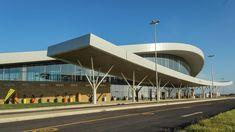 Aeroporto Internacional de Nacala / Fernandes Arquitetos Associados