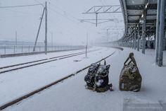 Winter Travel Hokkaido Japan