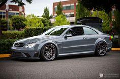 Mercedes project car