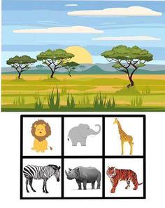 Wild Animals Pictures, Animal Pictures, Rainbow Cartoon, Cake Topper Tutorial, Ocean Themes, Exotic Pets, Teaching Kids, Homeschool, Activities
