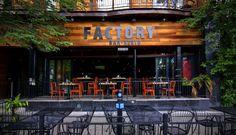 Bienvenue à un de nos nouveaux membres: / Welcome to one of our new member restaurants: Factory Resto Bar | Le Plateau-Mont-Royal, Montreal Restaurant | Market & Bistro | www.RestoMontreal.ca