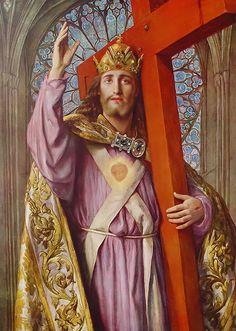 Jesus Our Savior, Heart Of Jesus, King Jesus, Jesus Lives, Jesus Is Lord, Jesus Christ Images, Jesus Art, Religious Images, Religious Art