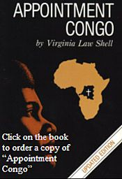 True story of Burleigh Law and his family in the Congo in the late 50's and early 60's. Well written.