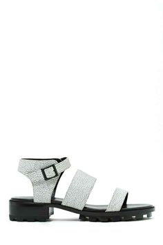 Shoe Cult Triple Threat Sandal