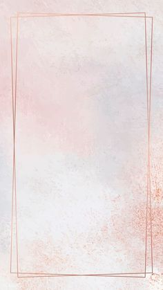 yy Rectangle copper frame on pastel mobile phone wallpaper vector Pastel Background Wallpapers, Gold Wallpaper Background, Rose Gold Wallpaper, Framed Wallpaper, Pretty Wallpapers, Pastel Color Wallpaper, Pink Glitter Background, White Backgrounds, Cover Wallpaper